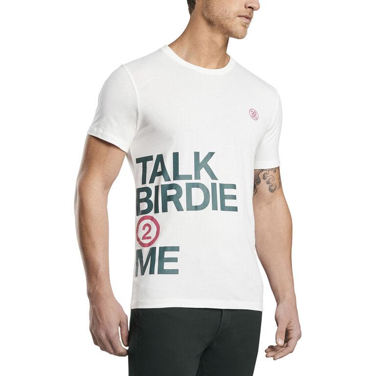 Talk Birdie Tee