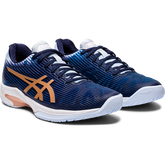 Alternate View 2 of Solution Speed FF Women's Tennis Shoes - Navy/Blue
