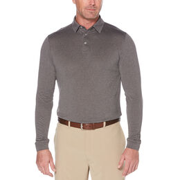 PGA TOUR Heather Long Sleeve Polo