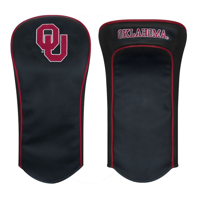Team Effort Oklahoma Black Driver Headcover