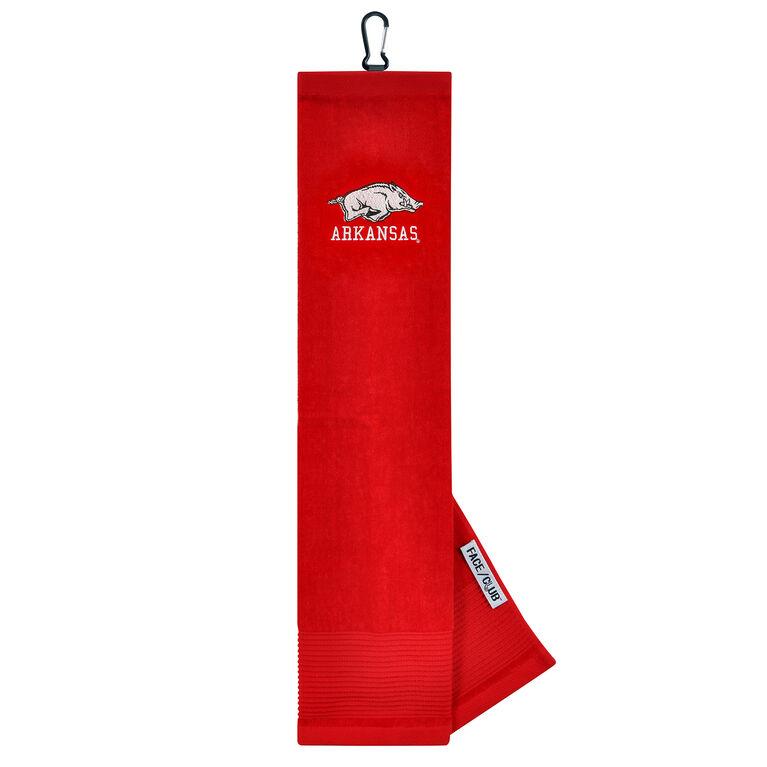 Team Effort Arkansas Razorbacks Tri-Fold Towel