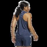 Alternate View 5 of Primegreen HEAT.RDY Racerback Sleeveless Polo Shirt