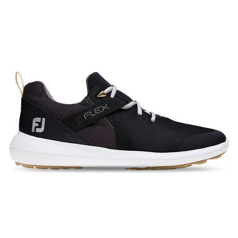 FJ Flex Men's Golf Shoe - Black