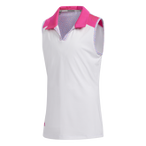 Alternate View 4 of Girls Sleeveless Color Block Polo