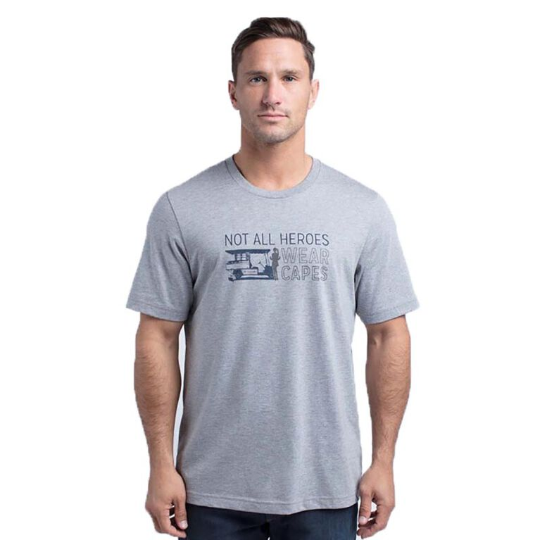 TravisMathew My Hero T-Shirt
