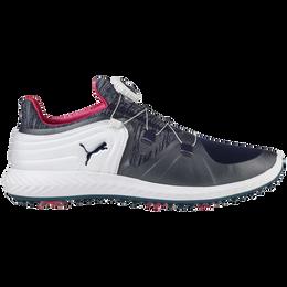 IGNITE Blaze Sport DISC Women's Golf Shoe - Navy/White
