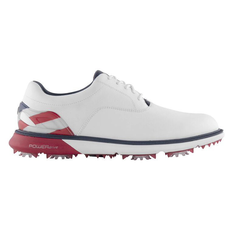LaGrange Men's Golf Shoe - Blue/White/Red