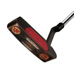 TaylorMade TP Black Copper Juno Putter w/ SuperStroke Grip