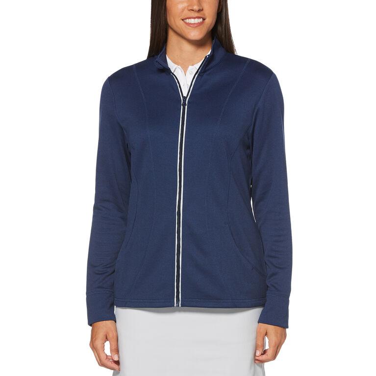 PGA Tour Full Zip Long Sleeve Golf Jacket