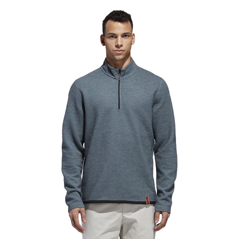 351ae31d3f Adidas Adicross Textured Fleece 1/4 Zip