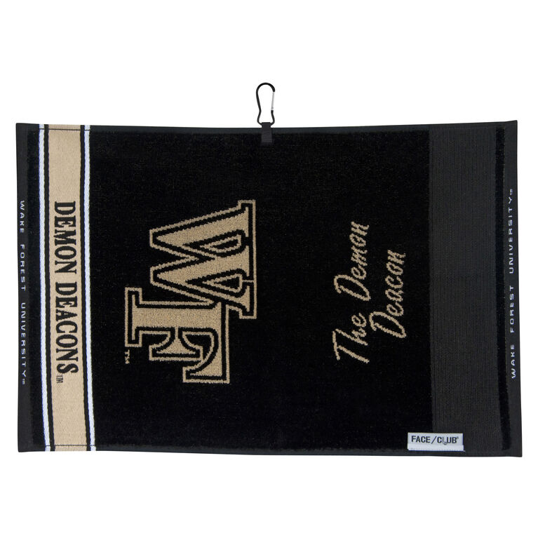 Team Effort Wake Forest Towel
