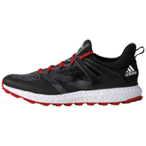 adidas Crossknit Boost Men's Golf Shoe - Black/Red