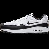 Alternate View 2 of Air Max 1 G Men's Golf Shoe - White/Black