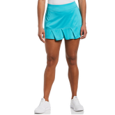 """Ruffle Pleated 14"""" Tennis Skort"""