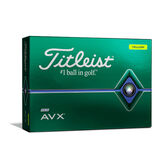 Alternate View 1 of AVX Yellow Golf Balls - Personalized