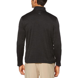 PGA TOUR Water Repellent Heathered Fleece 1/4 Zip