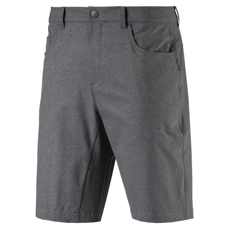Jackpot 5 Pocket Heather Golf Short