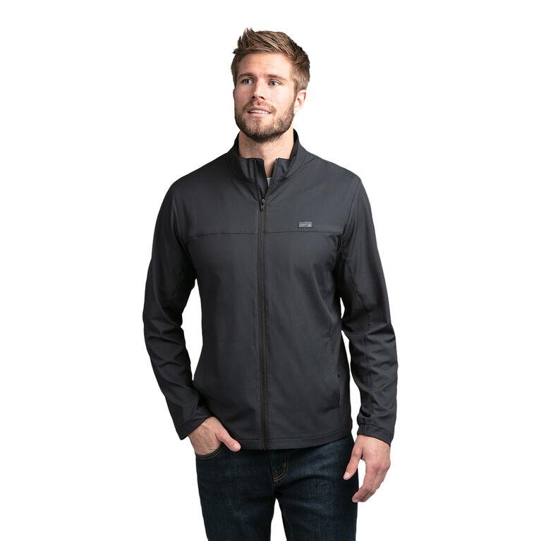 Zucker Long Sleeve Full Zip Jacket