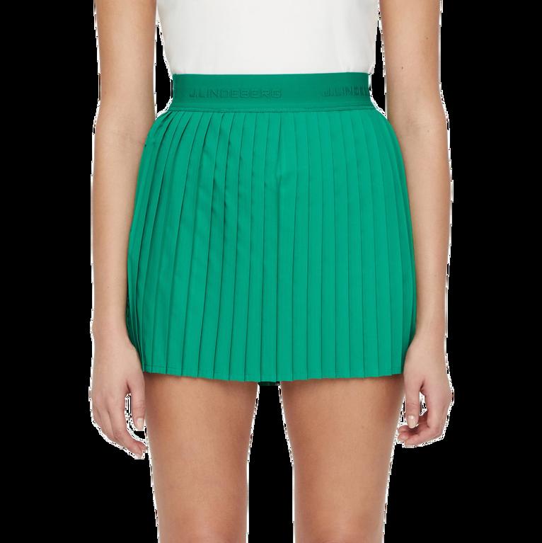 Navy Group: Chloe Light Poly Skirt