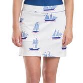 Sydney Elizabeth Sailboat Skort