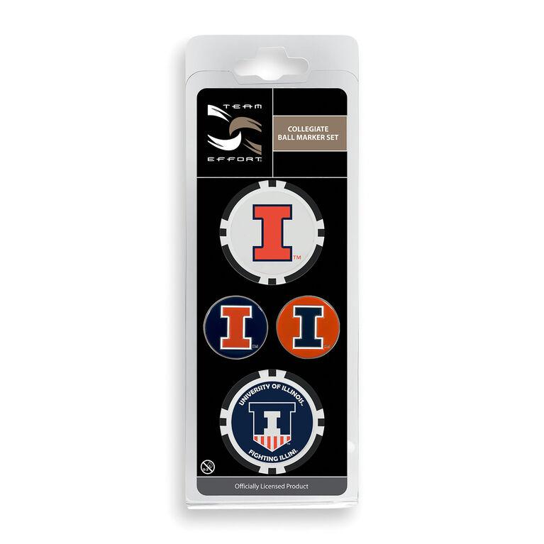 Illinois Ball Marker