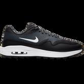 Air Max 1 G Men's Golf Shoe - Black/White