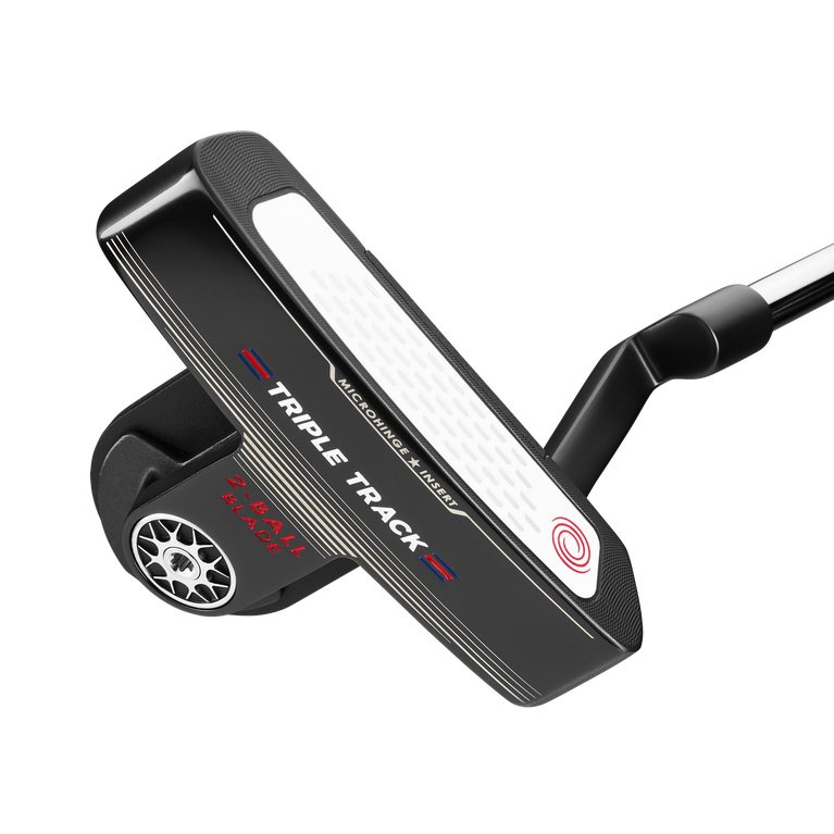 Triple Track 2-Ball Blade Putter
