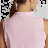 Alternate View 4 of Sleeveless Piqué Polo Shirt