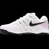 Alternate View 2 of Air Zoom Vapor X Women's Tennis Shoe - White/Pink