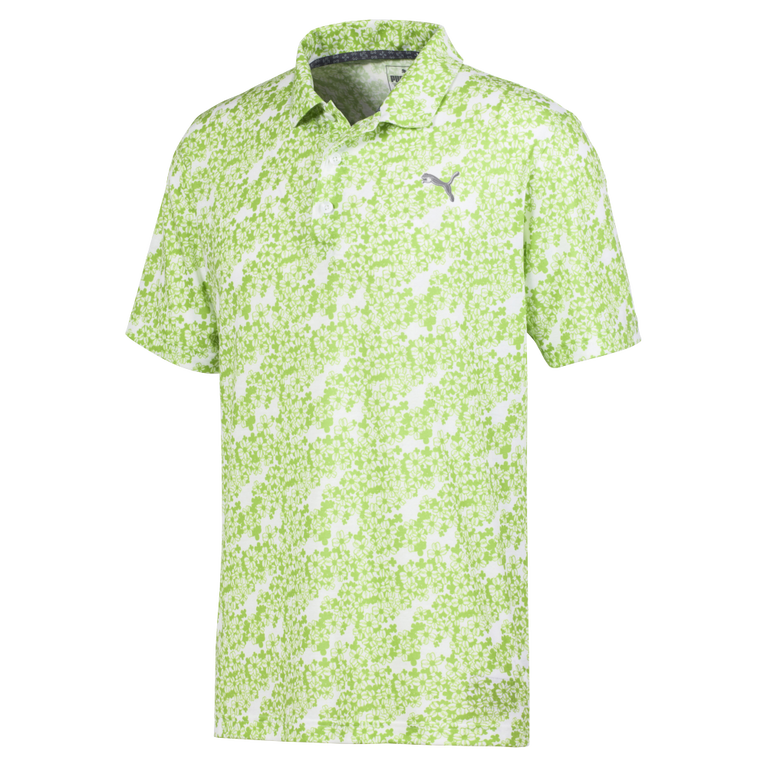 Eleven Floral Golf Polo