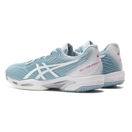 Solution Speed FF 2 Women's Tennis Shoes - Blue/White