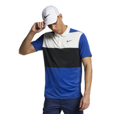 Dri-Fit Vapor Block Stripe Polo