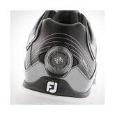 Alternate View 6 of Pro/SL BOA Men's Golf Shoe - Black/Silver (Previous Season Style)