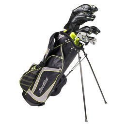 Tour Edge Bazooka 460 Black Package Set w/ Steel Shafts