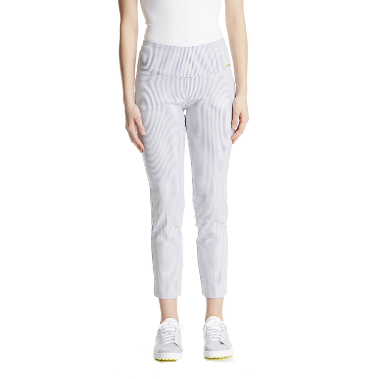 Diamond Rice Ankle Pant