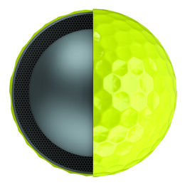 Callaway Chrome Soft X Golf Balls - Yellow