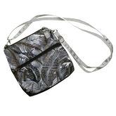Shaded Leaf Zip Bag