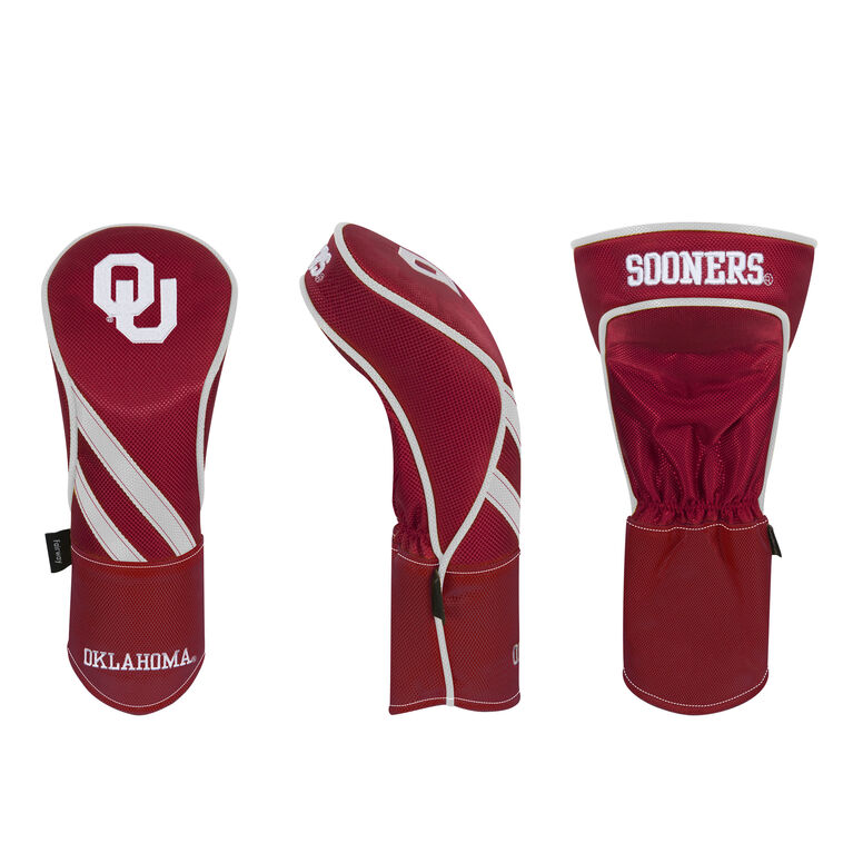 Team Effort Oklahoma Sooners Fairway Headcover