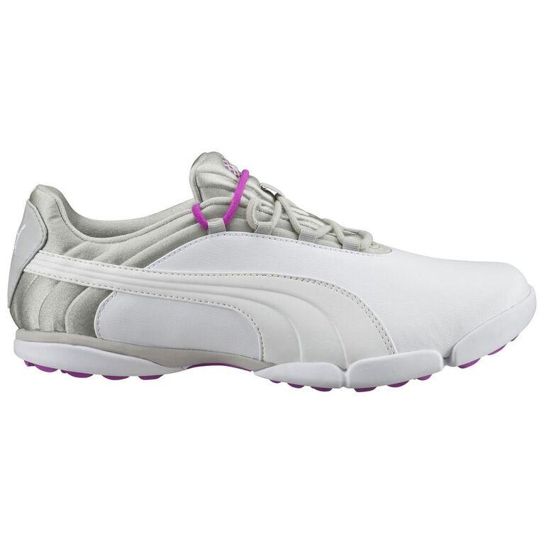 PUMA Sunnylite V2 Women's Golf Shoe - White/Grey