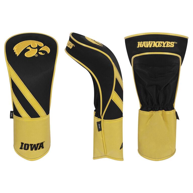 Team Effort Iowa Hawkeyes Driver Headcover