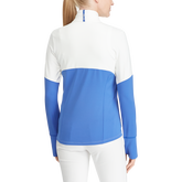 Alternate View 2 of Color-Blocked Zip Jacket