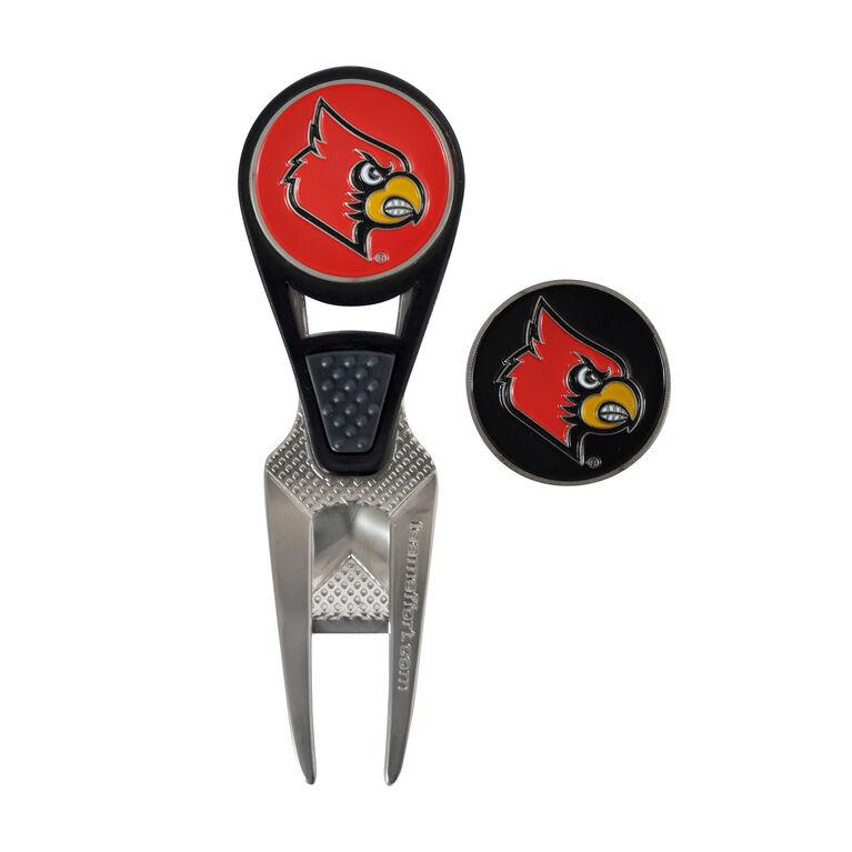 Team Effort Louisville Cardinals Repair Tool
