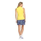 Alternate View 1 of Aspen Rays Collection: Saige Sleeveless Pleated Top