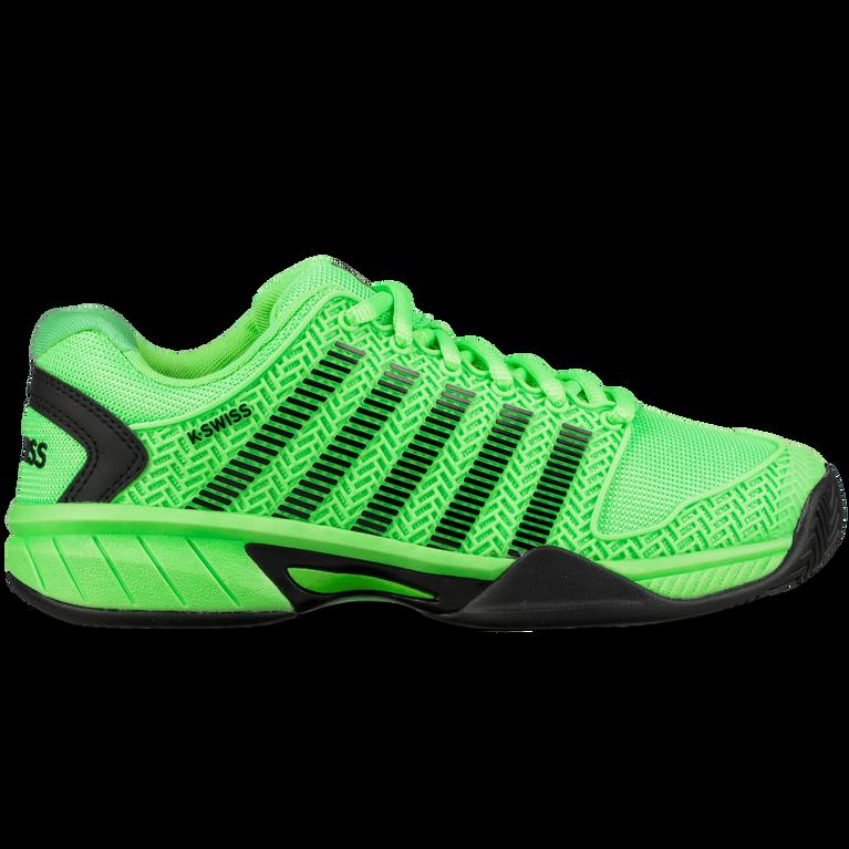 K-Swiss Hypercourt Express Boys Tennis Shoe - Green