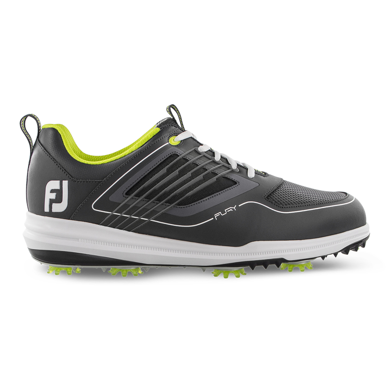Footjoy Fury Men S Golf Shoe Grey Pga Tour Superstore