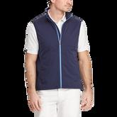 Alternate View 1 of Paneled Interlock Golf Vest