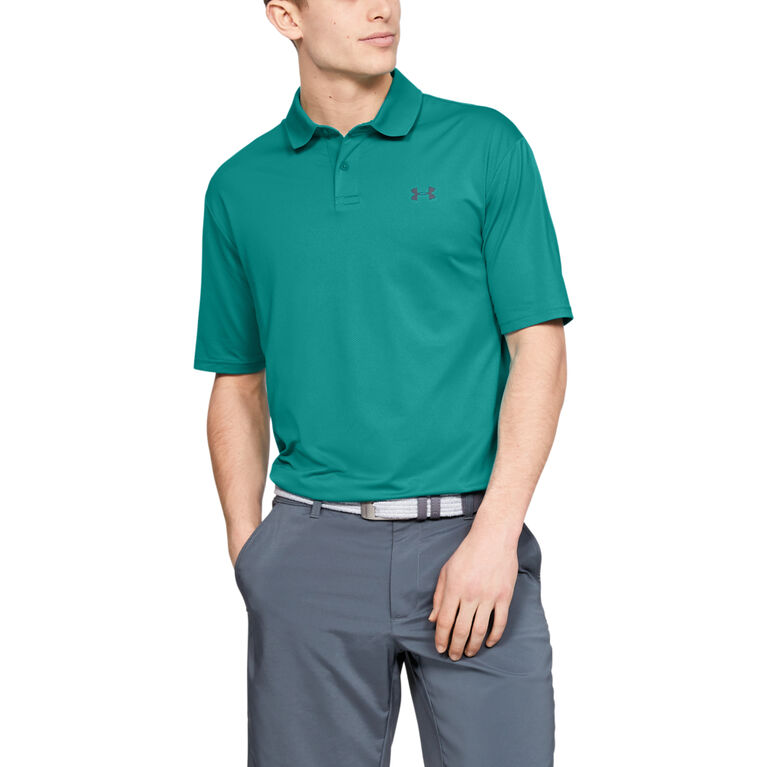 UA Performance Textured Polo