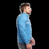 Blue Blood Half Zip Jacket