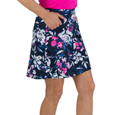 Alternate View 2 of Rojito Collection: Floral A-Line Mina Golf Skort