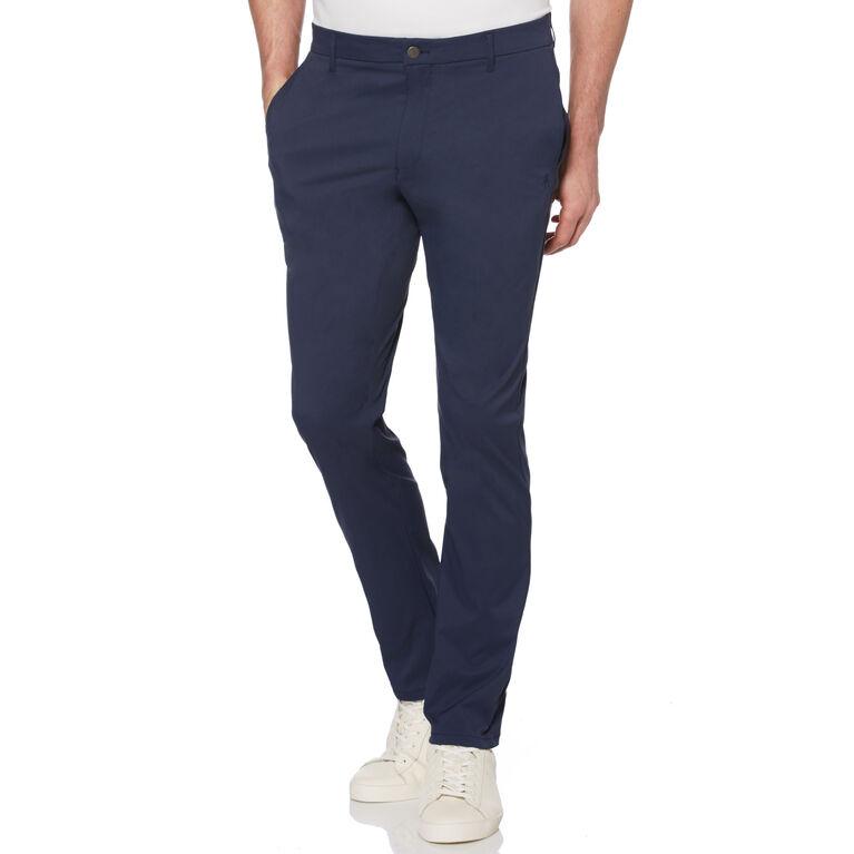 Slim Fit Herringbone Golf Pant